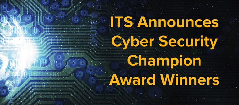 2017 Cyber Security Conference Award Winners
