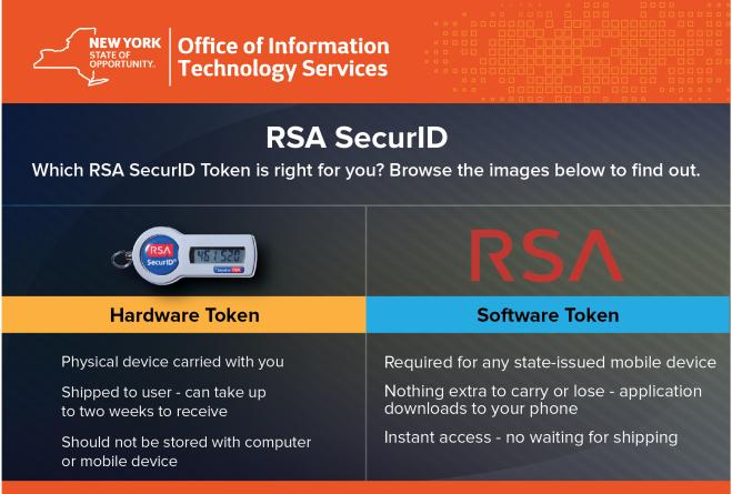 what is a rsa token