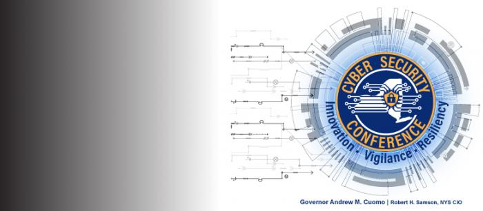 2018 NYS Cyber Security Conference Graphic