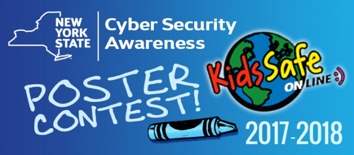 17-18 Kids Safe Online Poster Contest