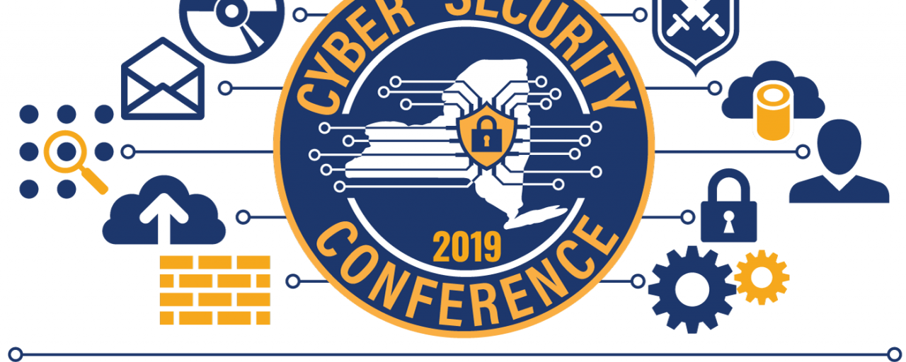 2019 Cyber Security Conference Logo